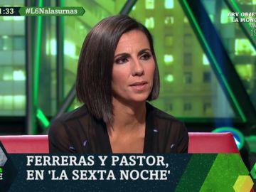 """Ana Pastor: """"Votar informado es una manera de contribuir a que la democracia funcione bien"""""""
