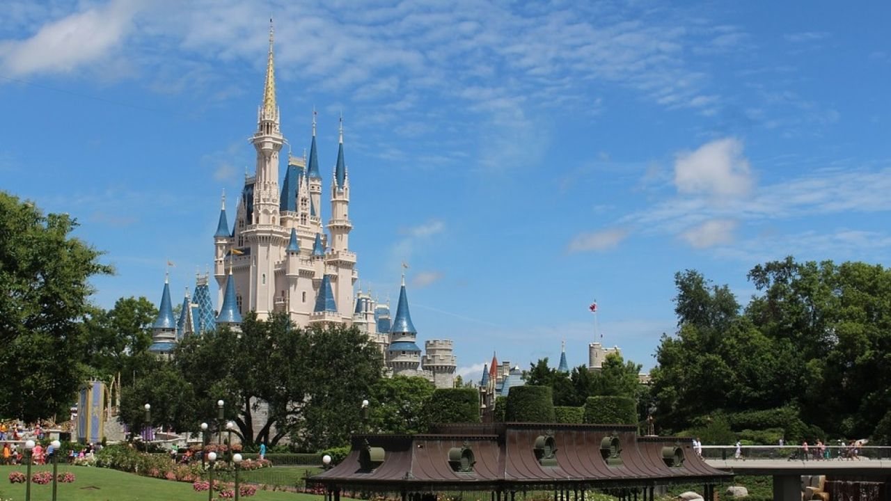 Walt Disney World (Archivo)