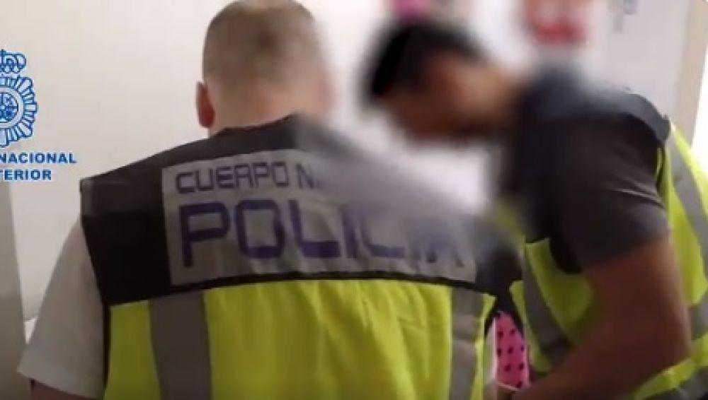 Imagen de archivo de varios agentes de Policía