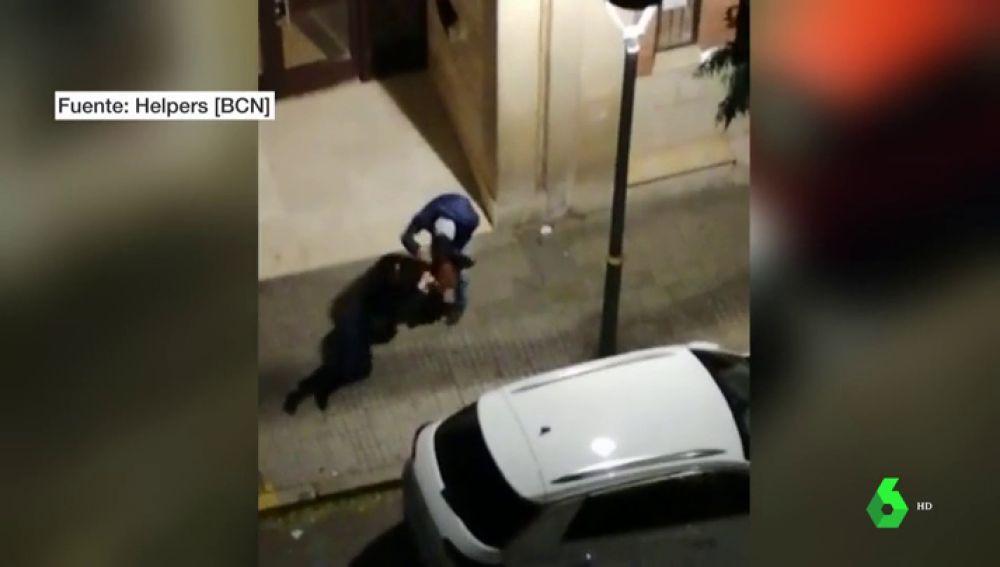 Violento robo en Tarragona