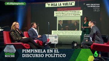 Esto es lo que piensa Pimpinela cuando oye a los políticos españoles citar sus canciones