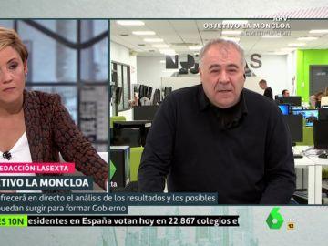 Antonio García Ferreras en Liarla Pardo