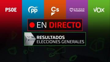 PSOE, Vox, Unidas Podemos, Ciudadanos y Pp   Elecciones generales de España, últimas noticias EN DIRECTO
