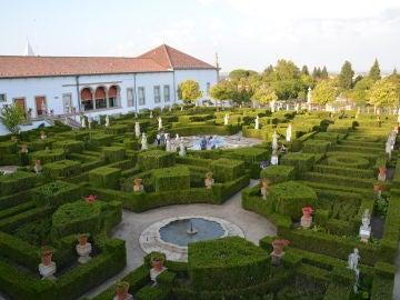Jardín del Paso Episcopal