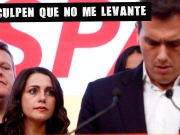 Albert Rivera, gran perdedor en las elecciones del 10N