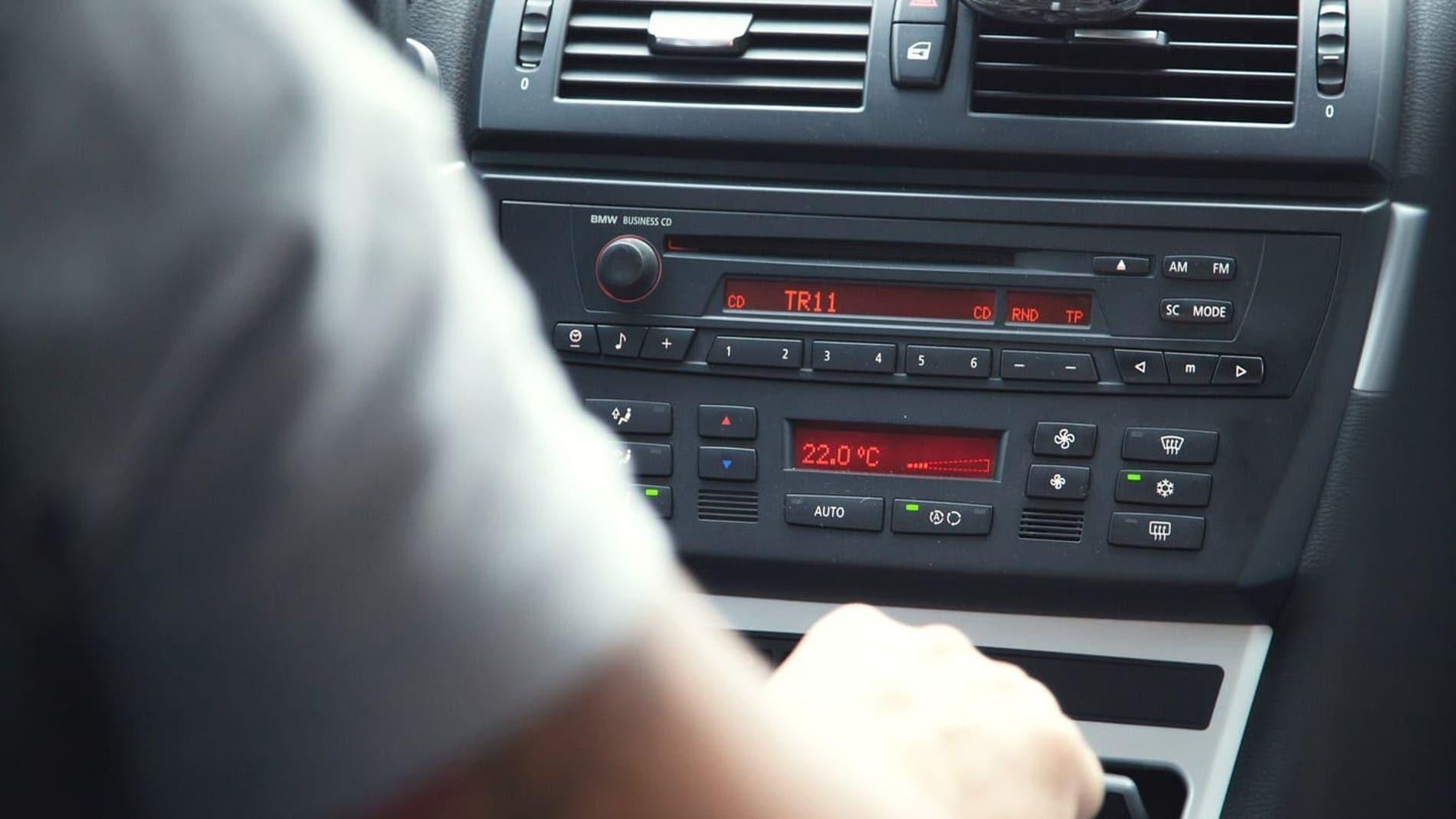 Calefacción en el coche