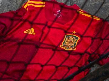 La nueva camiseta de la Selección para la Eurocopa 2020