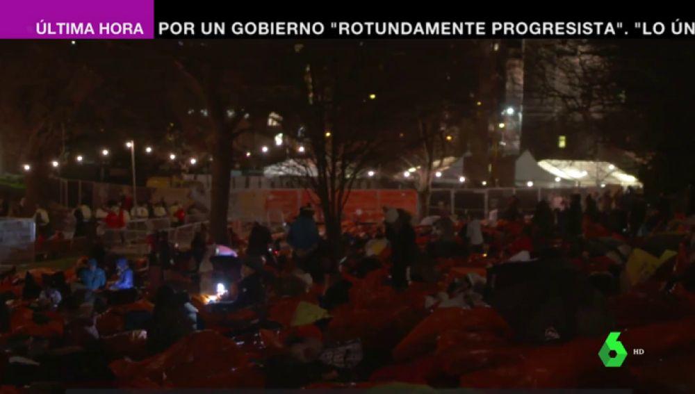 Matadero de Madrid acogerá la cita solidaria de 'La noche sin hogar'