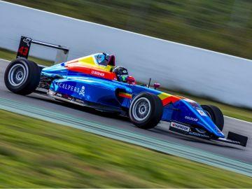 Franco Colapinto F4 España Barcelona 2019