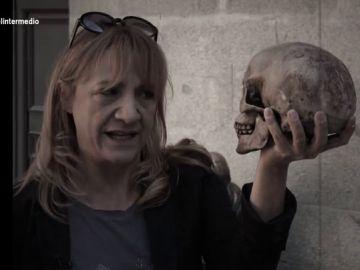 La actriz Blanca Portillo