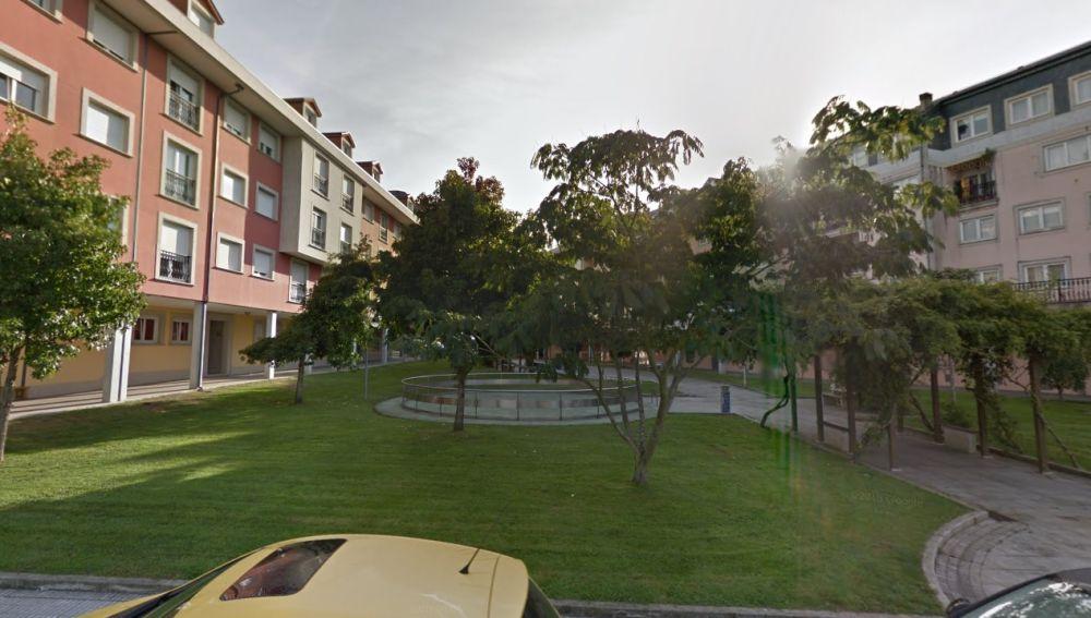 Parque Maximino Canedo, A Laracha