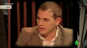 Albert Rivera, en 2008
