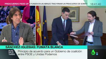 Benjamín Prado en MVT