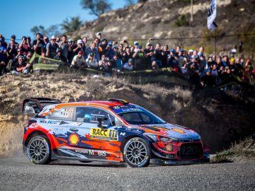 Hyundai es campeona del WRC 2019