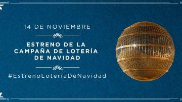 Hoy se estrena el anuncio de la Lotería de Navidad 2019