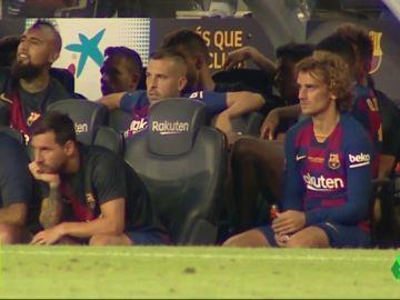 """""""¿Cuál es el problema?"""": Francia, preocupada por la desconexión de Griezmann con Messi"""