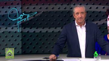 """Josep Pedrerol: """"Messi y Griezmann tienen que pensar en el Barça"""""""