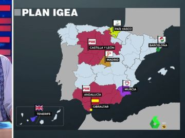 Wyoming desvela 'el plan Igea' en El Intermedio