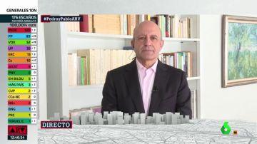 """El mensaje de José Antonio Zarzalejos: """"Soy un traidor a Vox y lo seguiré siendo"""""""