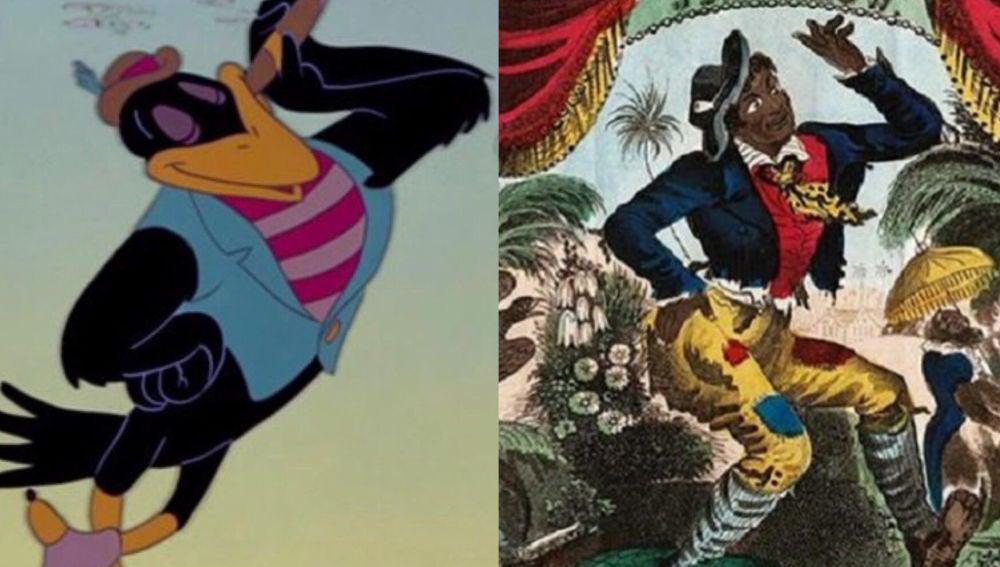 Representación de 'Jim Crow' en 'Dumbo'