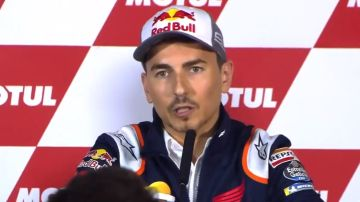 Jorge Lorenzo anuncia su retirada