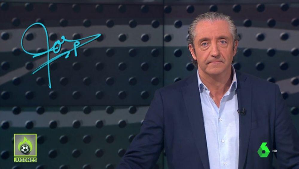 """Josep Pedrerol: """"Courtois debería ganar algo antes de hablar"""""""