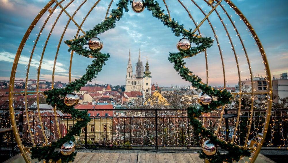 Zagreb en Navidad