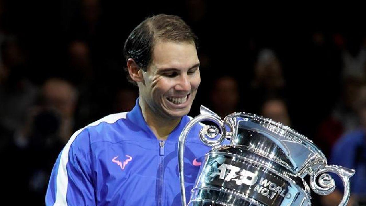 Nadal iguala a Federer y Djokovic consiguiendo su título más preciado - LaSexta