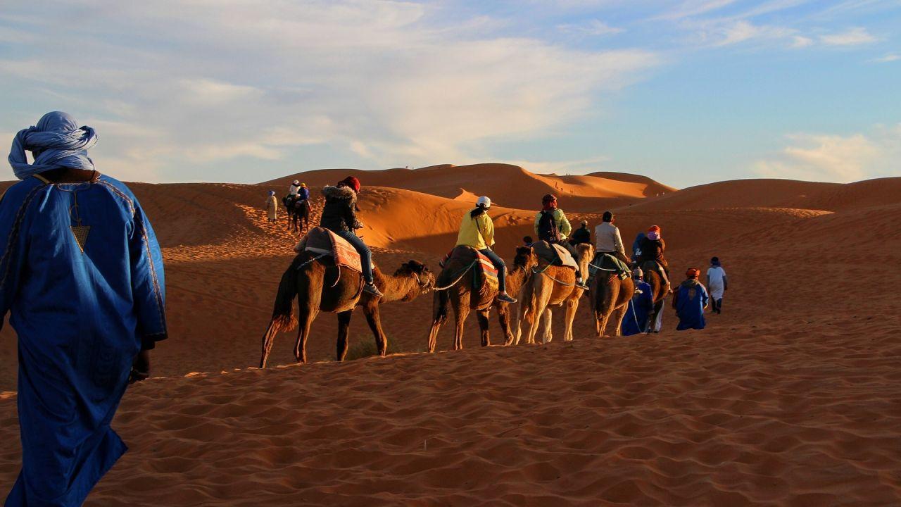 Navidad en familia y en Marruecos para encontrarte con los Reyes Magos en el Sáhara - LaSexta