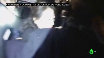 Teresa Cheng, ministra de justicia de Hong Kong