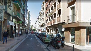 La Calle Mayor de Zaragoza, una zona cercana a donde ocurrieron los hechos