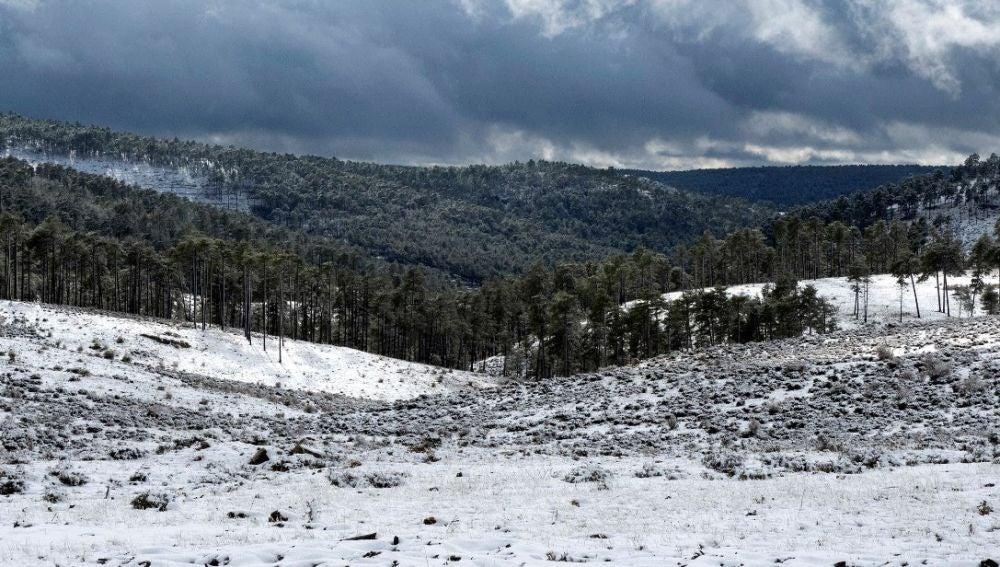 El Paraje del municipio conquense de las Majadas (Cuenca)