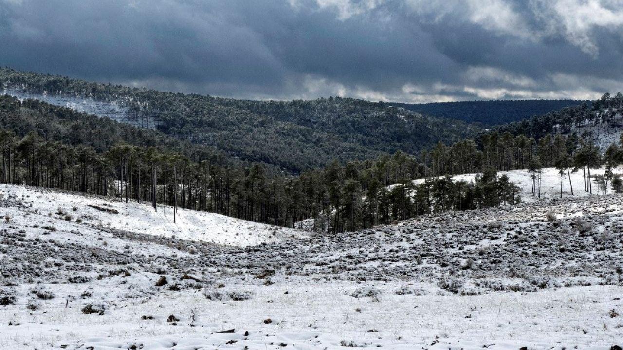 Desplome de los termómetros en la noche más fría del otoño mientras la nieve da una tregua - LaSexta