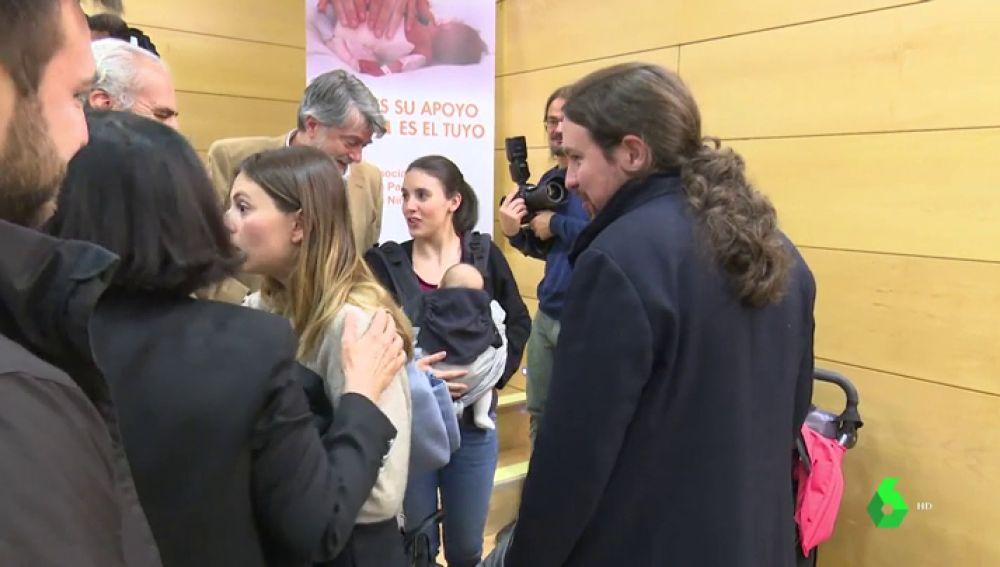 neonatólogo que trató a los mellizos de Iglesias y Montero