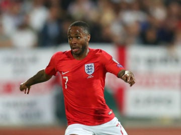 Sterling, con Inglaterra
