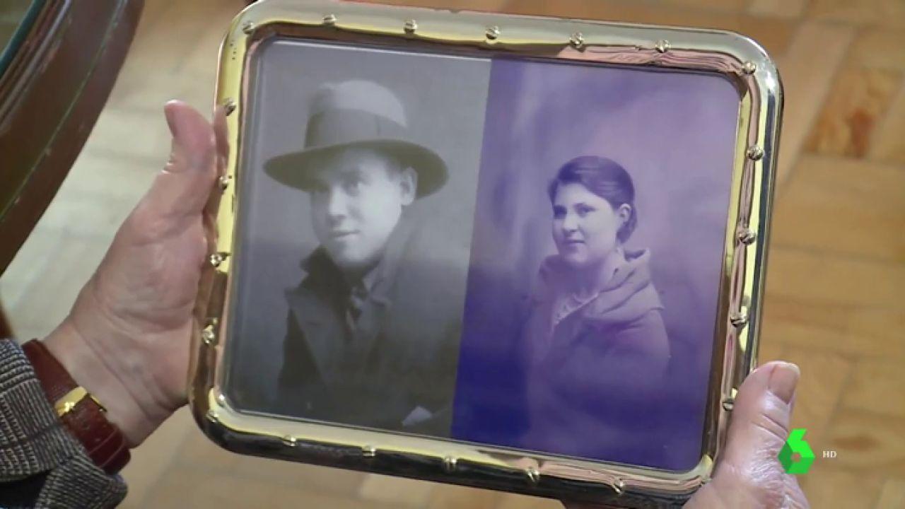 La lucha de Mercedes por sacar a su padre del Valle de los Caídos: sus restos fueron trasladados sin autorización - LaSexta