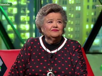 """Cristina Almeida: """"Aquí solo preocupa cuando viene la izquierda, pero cuando están todos en la cárcel nadie dice nada"""""""