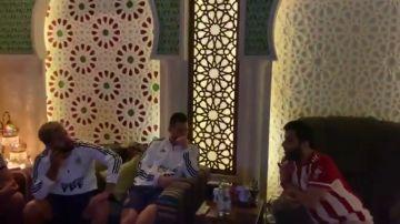 ¿Qué hacían Messi, Agüero y Dybala en la casa del jeque del Almería?