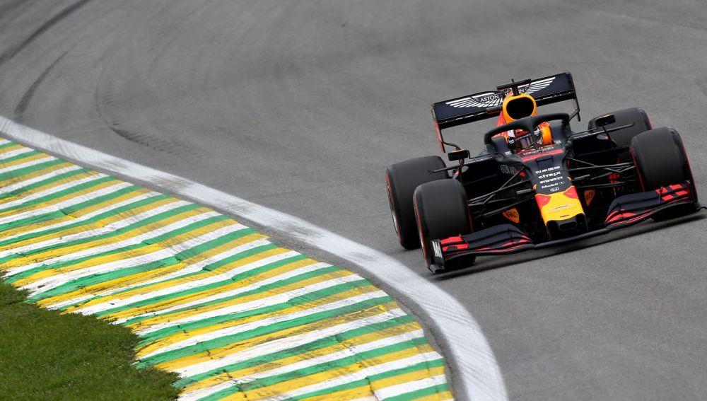 Max Verstappen Brasil 2019