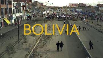 Gonzo viaja a Bolivia y entrevista en México a Evo Morales en el último programa de la temporada de Salvados