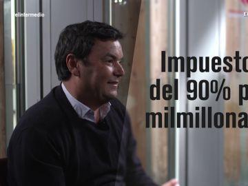 Las propuestas de Thomas Piketty para atajar la desigualdad: 120.000 euros al cumplir los 25 o 90% de impuestos para ricos