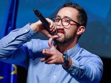 El rapero español Valtònyc