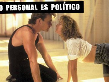 Escena de 'Dirty dancing'