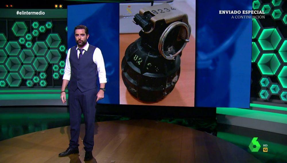 Espías rusos con granadas de mano y granjas de robots en redes: Dani Mateo repasa las claves de la trama rusa del procés