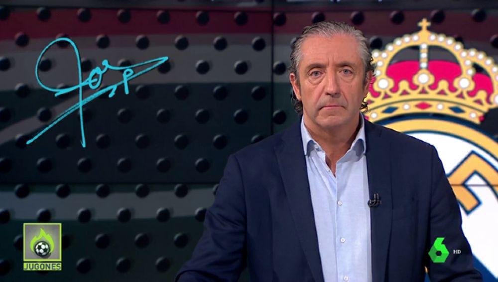 """Josep Pedrerol: """"El que pite a Bale perjudicará al Madrid"""""""