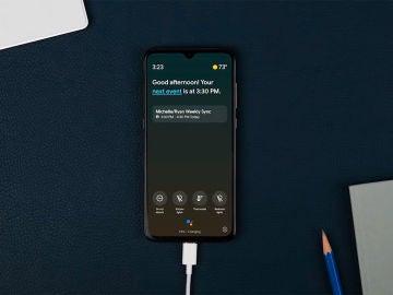 Ambient Mode en un móvil Android