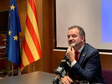 Imagen de archivo del consejero de Acción Exterior del Gobierno de Cataluña, Alfred Bosch