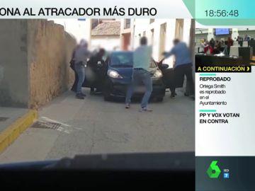 Así ha sido la detención de Eduardo 'Dumbo', uno de los atracadores más duros de España