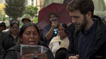 Salvados conoce la situación crítica que vive Bolivia