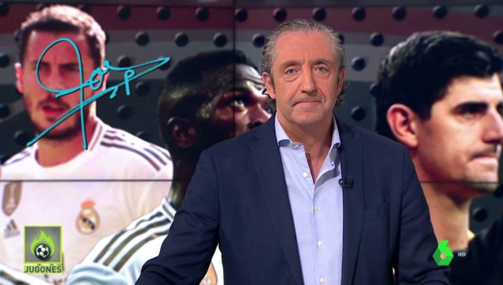 """Josep Pedrerol: """"Contra el PSG volvió el Madrid campeón"""""""